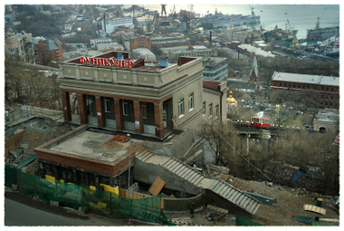 Vladivostokcablecar